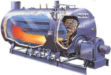 MOSS Firetube Gas/Oil Boiler